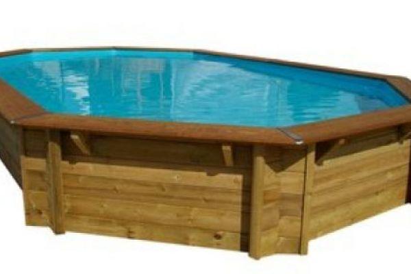 une piscine en bois en kit monter soi m me sa piscine bois. Black Bedroom Furniture Sets. Home Design Ideas