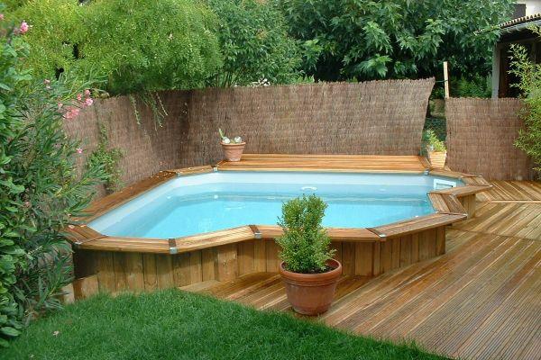 Piscine demontable bois trouvez le meilleur prix sur for Prix piscine demontable