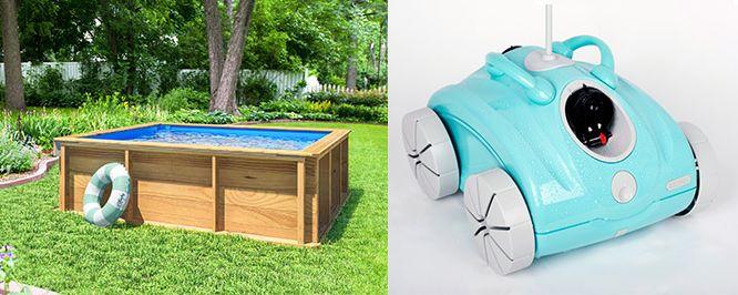 Des innovations primées durant le Salon piscine Global