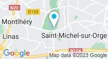 Plan Carte Piscine de Saint-Michel-sur-Orge