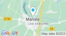 Plan Carte Piscine de Mansle