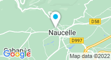 Plan Carte Espace aquatique à Naucelle