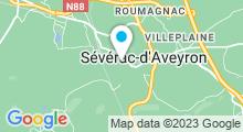 Plan Carte Piscine à Severac le Chateau
