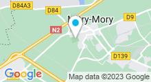Plan Carte Piscine de Mitry-Mory