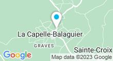Plan Carte Piscine à Lacapelle-Balaguier