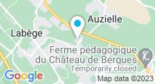 Plan Carte Piscine à St Orens de Gameville