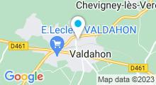 Plan Carte Piscine de Valdahon