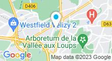 Plan Carte Piscine du Plessis-Robinson