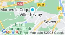 Plan Carte Piscine de Ville-d'Avray