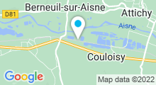 Plan Carte Piscine de Couloisy