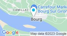Plan Carte Piscine à Bourg