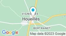 Plan Carte Piscine de Houeillès