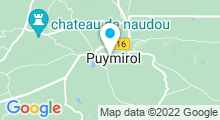Plan Carte Piscine à Puymirol