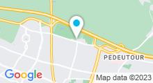 Plan Carte Piscine Complexe Nautique Louis Péguilhan à Pau
