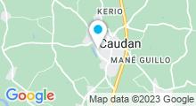 Plan Carte Piscine de Caudan