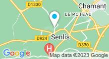 Plan Carte Piscine de Senlis