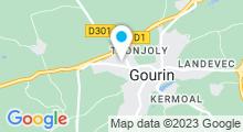 Plan Carte Piscine de Gourin