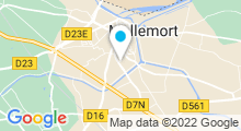 Plan Carte Piscine à Mallemort