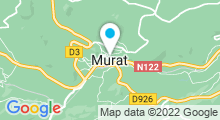 Plan Carte Piscine à Murat