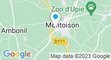 Plan Carte Piscine à Livron sur Drôme