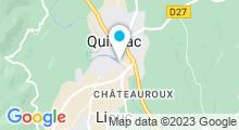 Plan Carte Piscine à Quissac