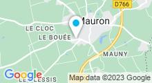 Plan Carte Piscine à Mauron