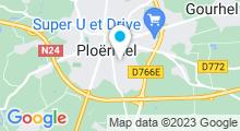 Plan Carte Piscine de Ploermel