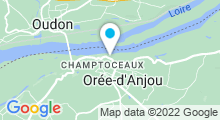 Plan Carte Piscine à Champtoceaux