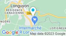 Plan Carte Piscine à Longuyon