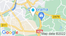 Plan Carte Piscine Saint-Lazare à Limoges