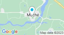 Plan Carte Piscine à Maché