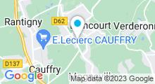 Plan Carte Piscine à Liancourt