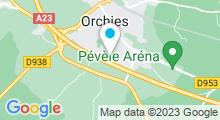Plan Carte Piscine à Orchies