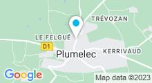 Plan Carte Piscine à Plumelec