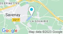 Plan Carte Piscine à Savenay