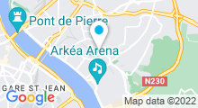 Plan Carte Piscine à Floirac