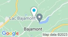 Plan Carte Piscine à Bajamont - fermée