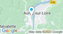 Plan Carte Piscine à Aurec sur Loire