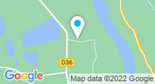Plan Carte Piscine à Le Sambuc à Arles