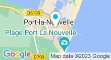 Plan Carte Piscine à Port la Nouvelle