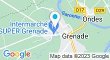 Plan Carte Piscine à Grenade