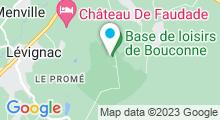 Plan Carte Piscine à Montaigut sur Save