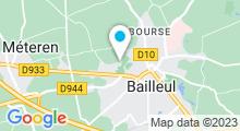 Plan Carte Piscine à Bailleul