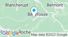 Plan Carte Piscine de Bellefosse