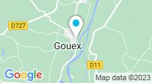 Plan Carte Piscine à Gouex