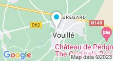 Plan Carte Piscine à Vouillé
