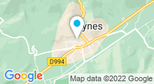 Plan Carte Piscine à Veynes