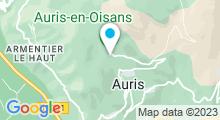 Plan Carte Piscine à Auris