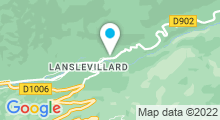 Plan Carte Piscine à Lanslevillard