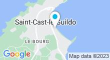 Plan Carte Piscine de Saint Cast le Guildo
